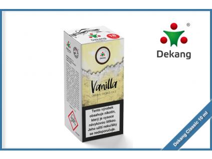 dekang classic 10ml vanilla