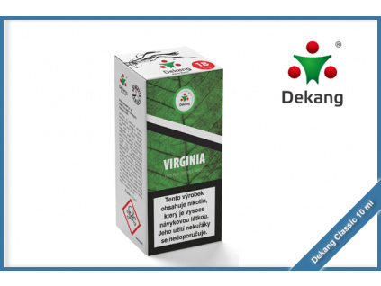 dekang classic 10ml virginia