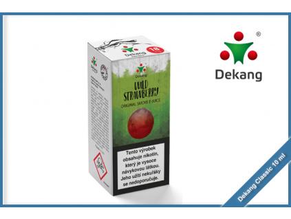 dekang classic 10ml wild strawberry
