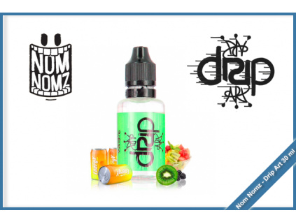 m ripper drip art nom nomz 30ml