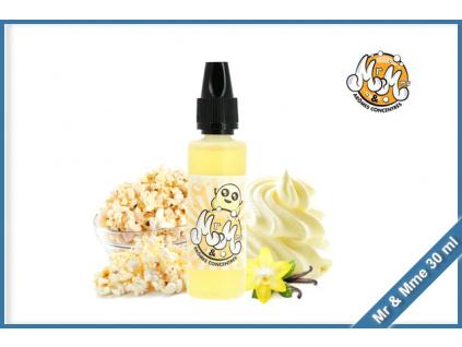 Popcorn custard Mr & Mme 30ml 1