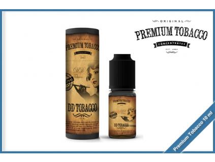dd tobacco premium tobacco 10ml
