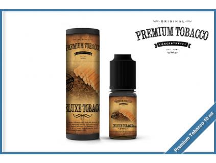 deluxe tobacco premium tobacco 10ml