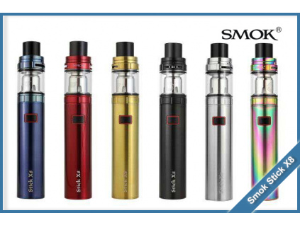 smok stick x8 color