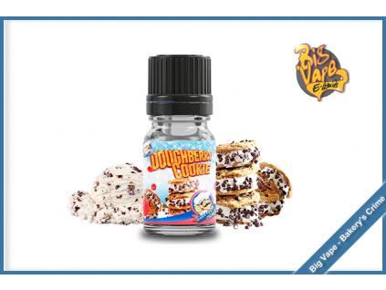 Doughberry Cookie Bakerys Crime big vape 15ml