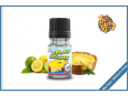 Lemony Cheesecake Bakerys Crime big vape 15ml