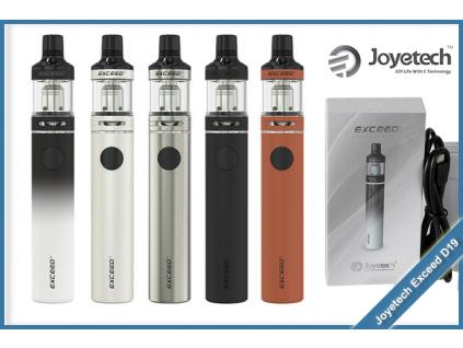 joyetech exceed d19 color