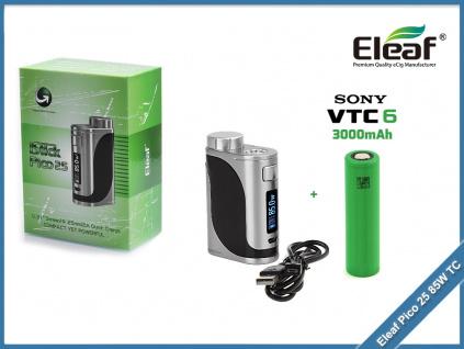 eleaf pico 25 baterie lg hg2 color