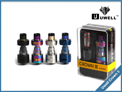 Uwell Crown 3 color
