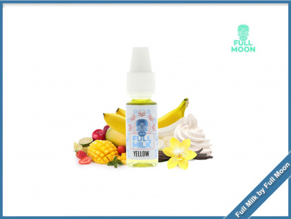 yellow full milk full moon 10ml