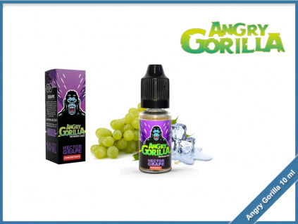 Hector Grape angry gorilla
