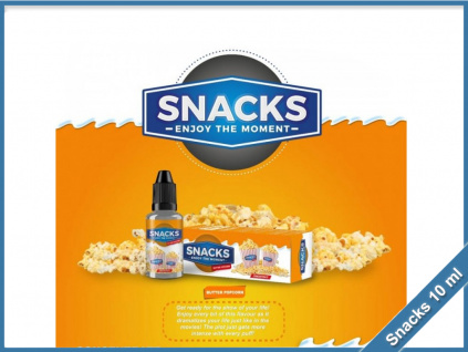 butter popcorn snacks 10ml