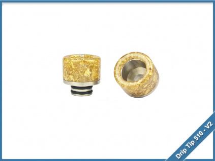 Drip Tip 510 v2 resin