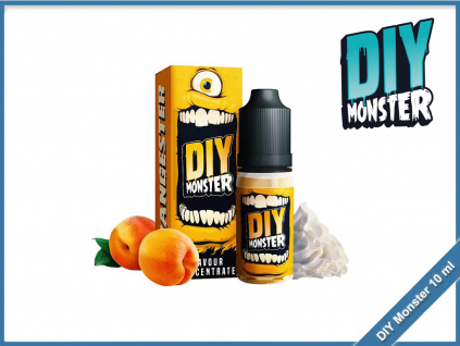 Orangester diy monster 10ml