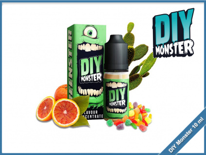 Greenster diy monster 10ml