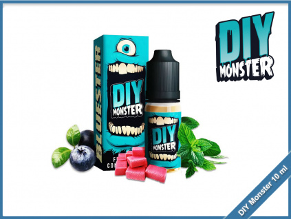 Bluester diy monster 10ml