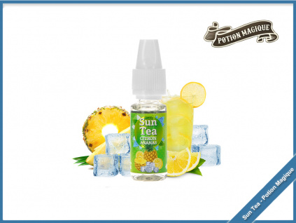 Sun Tea Ananas Citron potion magique