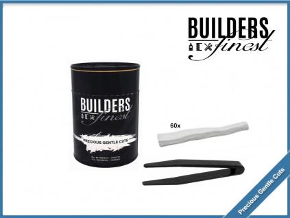 Builders Finest Precious Gentle Cuts Organicka bavlna 60ks