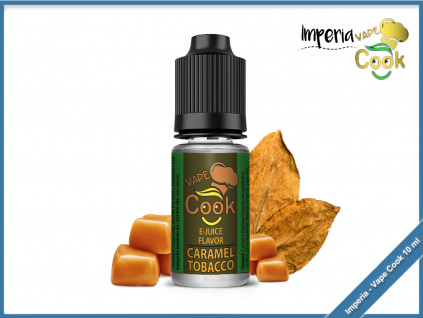 prichut Imperia VapeCook 10ml Caramel Tobacco 1