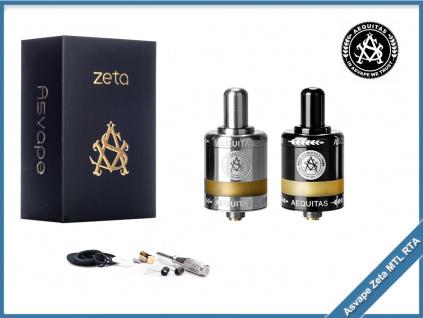 Asvape Zeta MTL RTA