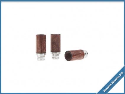 Naustek Wooden Drip Tip 510