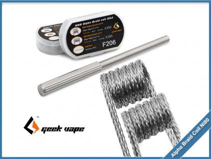 geek vape alpha braid coil ni80