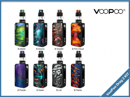voopoo drag2 uforce t2