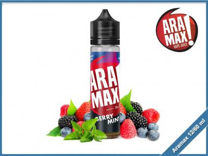 berry mint aramax shake and vape