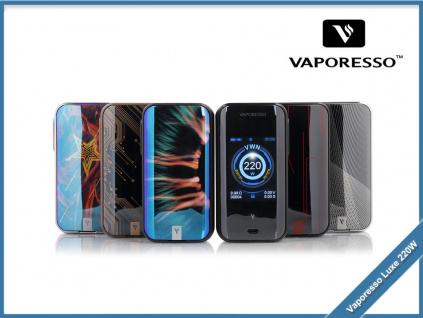 vaporesso luxe 8