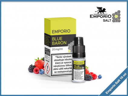 Emporio Salt liquid 10ml Blue Baron