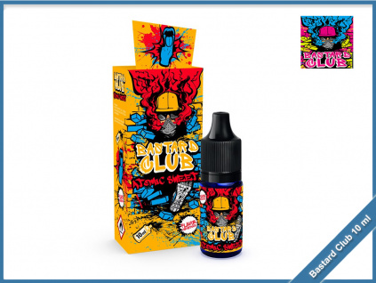 bastard club atomic sweet concentrate 10ml