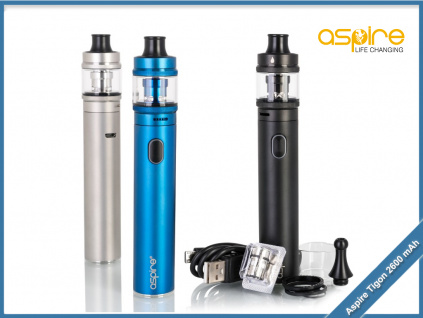 Aspire Tigon Kit 2600mAh