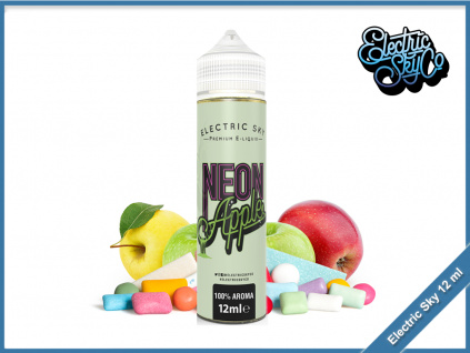 ElectricSky shake and vape 12ml aroma neon apple