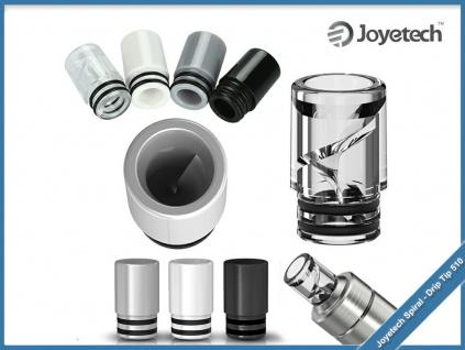 joyetech spiral drip tip 510
