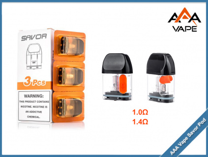 AAA Vape Savor Pod cartridge