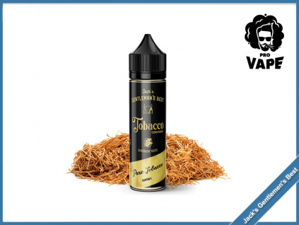 Jacks Gentlemens Best Pure Tobacco