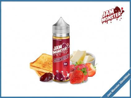 Strawberry Jam jam monster
