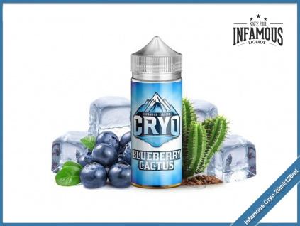 Infamous Cryo Blueberry Cactus