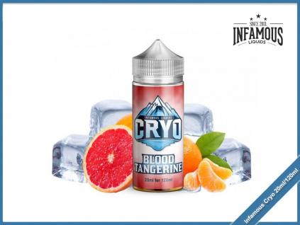 Infamous Cryo Blood Tangerine