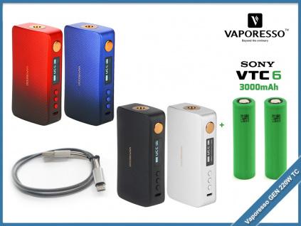 Vaporesso GEN 220W TC baterie