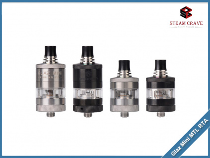 steam crave glaz mini rta