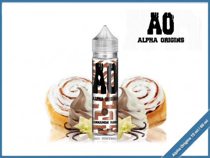 alpha origins cinnamon buns