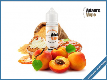 Apricot Cupcake adams vape new