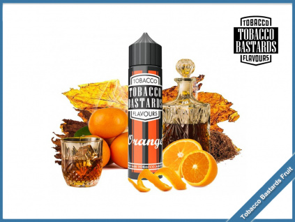 orange tobacco Flavormonks Tobacco Bastards