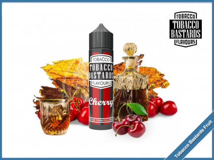 cherry tobacco Flavormonks Tobacco Bastards
