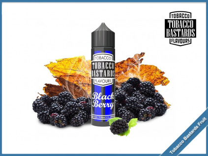blackberry tobacco Flavormonks Tobacco Bastards