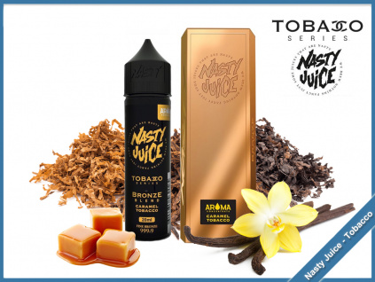 bronze nasty juice tobacco series