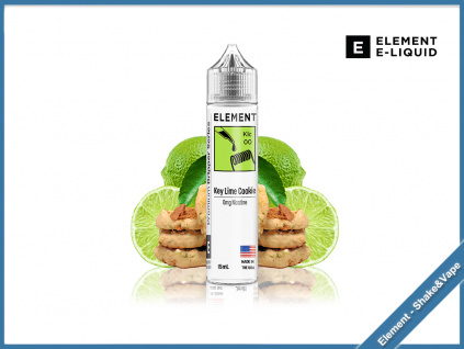 key lime cookie element