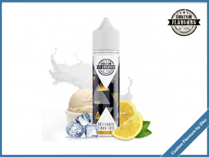 Bottermelk Lemon Iced Custom Flavours by Ziko
