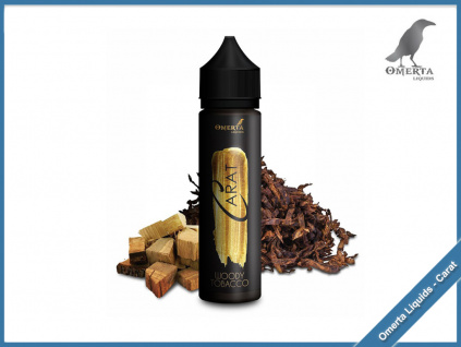 Woody Tobacco Omerta Liquids Carat